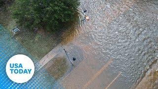 Florence aftermath: Rain, severe flooding left behind