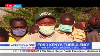 FORD-Kenya: Eseli and Wamunyinyi warned against conducting FORD-Kenya's grass-root elections