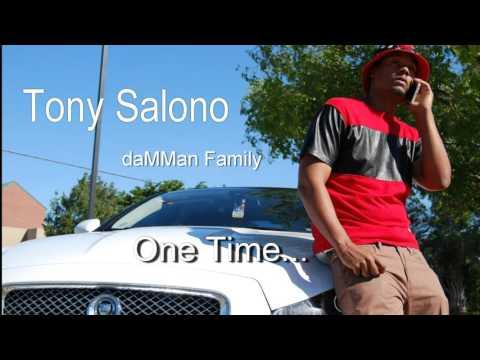 Tony Salono - One Time