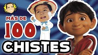 Colección de Más de 100 Chistes Para Reír Mucho ¡Qué Risa!😆
