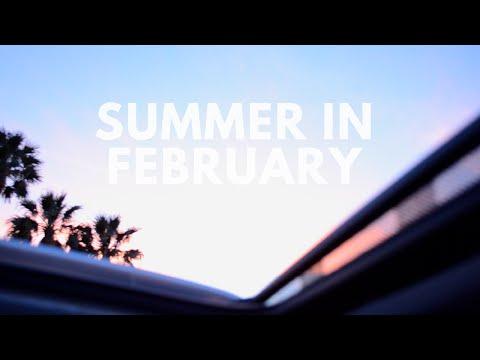 Summer In February | Sydney Carlson