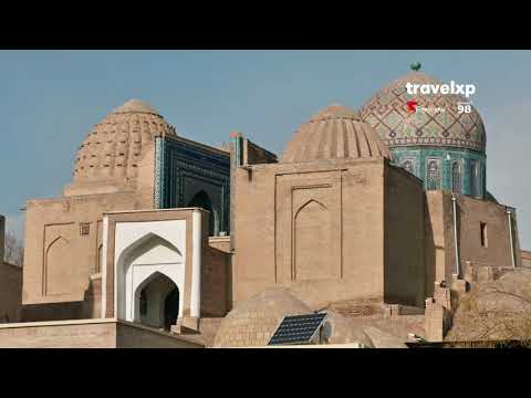 Travelxp UK Freeview Channel 98 - Alexandra Outhwaite in Uzbekistan