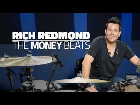 Rich Redmond:The Money Beats - Drum Lesson (Drumeo)