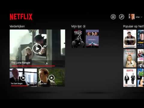 Resolve Netflix W8156 88890001 error