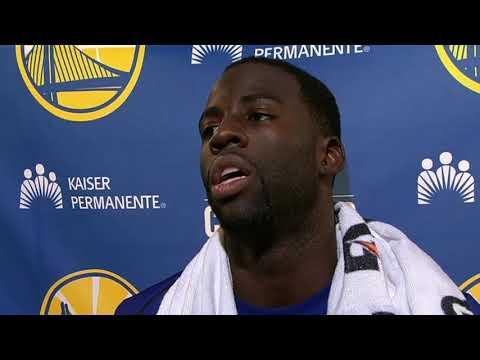 Draymond Green sends message to Mavericks rookie Dennis Smith Jr. | ESPN