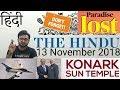 13 November 2018 The Hindu Newspaper Analysis in Hindi (हिंदी में) - News Current Affairs Today IQ