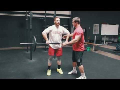 (09/15) KLOKOV - Hip Contact in the Clean [Weightlifting Guide w/ Dmitry Klokov]