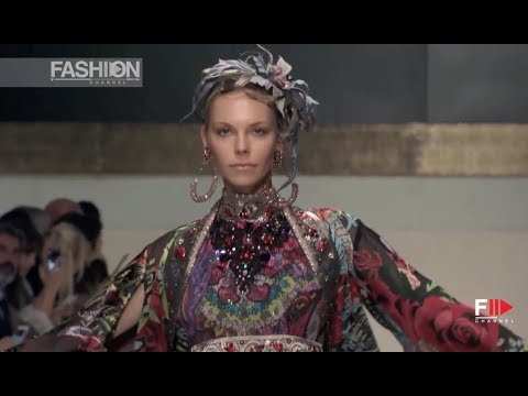 SLAVA ZAITSEV Oriental Fashion Show 2018 Istanbul - Fashion Channel