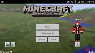 Arkadaşla nasıl oynanır? Minecraft pe