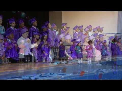 Global Heights Academy Kindergarten Graduation Ceremony~June 2013