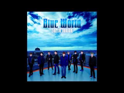 Super Junior - Blue World (OFICIAL INSTRUMENTAL)