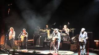 Neil Young & Promise of the Real - Hold Back The Tears - Red Rocks 7/8/15