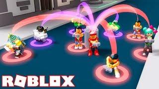 Roblox → EARNING a LOT of MONEY!! -Cash Grab Simulator 🎮