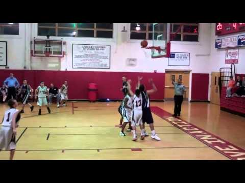 St Teresa vs OLSS   Tap-Off Final  10/21/11