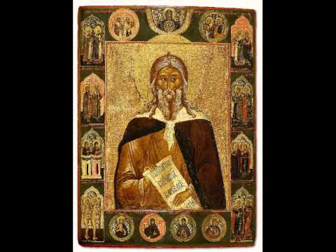 Тропарь пророку Илии