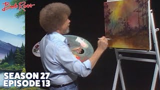 Bob Ross: The Joy of Painting - Golden Glow of Morning (Season 27 Episode 13)
