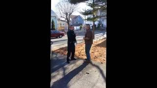 Trespass and Wrongful Arrest - Freedom Gets Arrested