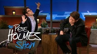 The Time Adam Pally Laughed The Hardest