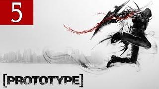 Prototype - Walkthrough Part 5 Gameplay 1080p HD 60FPS PC