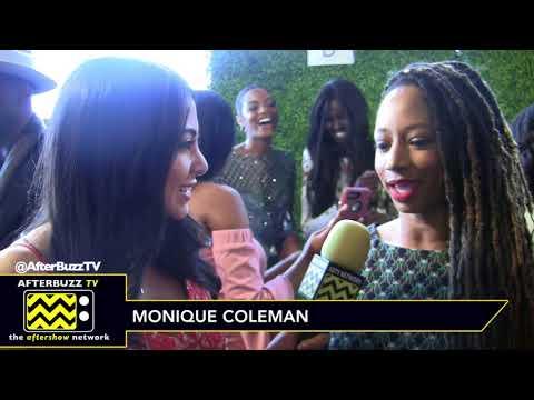 Guinwa Zeineddine Interviews Monique Coleman