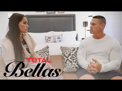 Nikki Bella Opens Up to John Cena About Not Being a Mom | Total Bellas | E!