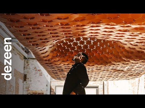 Studio INI founder Nassia Inglessis on interactive architecture | Design for Life | Dezeen