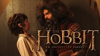 Repeat youtube video The Hobbit: An Unexpected Parody by The Hillywood Show®