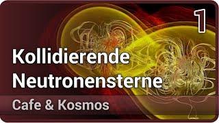 Science Highlight 2017: Kollidierende Neutronensterne (1/2) • Cafe & Kosmos | Hans-Thomas Janka