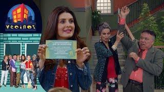 Vecinos, capítulo 2: Silvia y Arturo compiten por jefe de manzana | Temporada 5 | Distrito Comedia