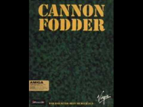 Amiga Music - Cannon Fodder (HQ+Stereo)