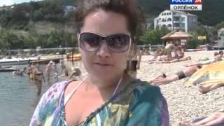 Опрос о Новомихайловском курорте(Дата эфира: 25.06.2012 Туристам нравится в Новомихайловском!, 2012-06-26T04:49:22.000Z)