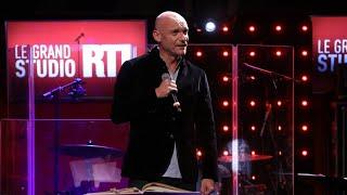 Gaëtan Roussel - Contrôle qualité (LIVE) Le Grand Studio RTL