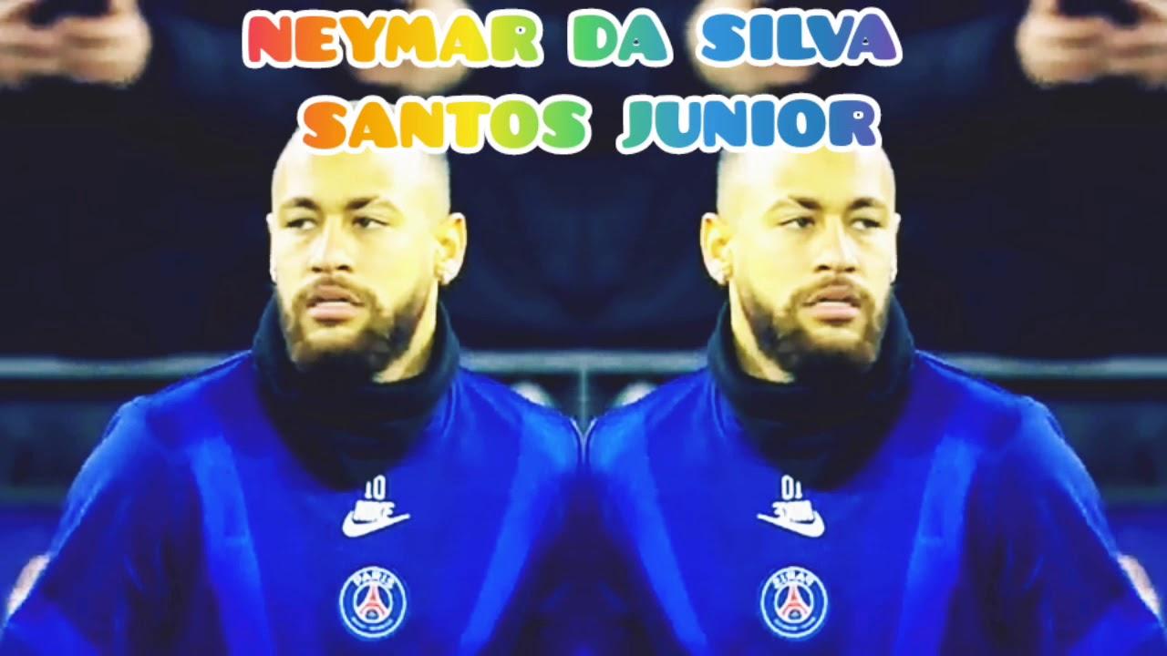 Biodata singkat Neymar Dalam bahasa Inggris - YouTube