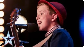 Will singer Henry get the girl AND go to the final? | Audition Week 2 | Britain