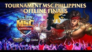 Tournament MSC Philipine Grand Final Highlight.