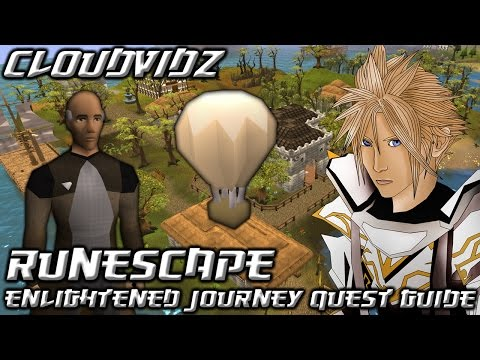 Runescape Enlightened Journey Quest Guide HD