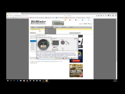 Bitminter Client Tutorial - freedommy