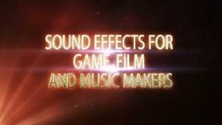 Sound Berries, 24 bit sound effects