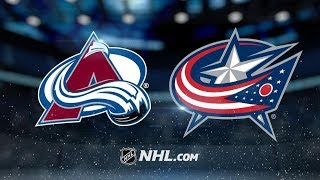Colorado Avalanche vs Columbus Blue Jackets – Oct.09, 2018 | Game Highlights |NHL 18/19 |Обзор матча