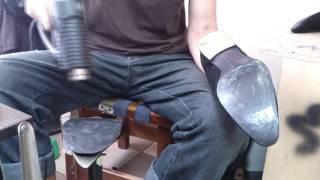 видео vero cuoio обувь мужская