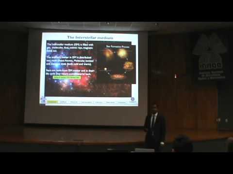 PhD defense - Astronomy and Astrophysics