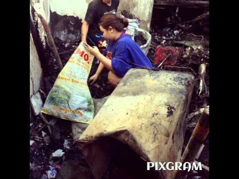 Sunog sa pingkian tandang sora Quezon City