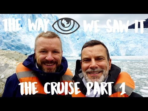 Skorpios Cruise Patagonia Day 1 / Chile Travel Vlog #82 / The Way We Saw It