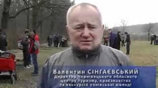 Змагання зі спортивного орієнтування Підсніжник 2011.flv