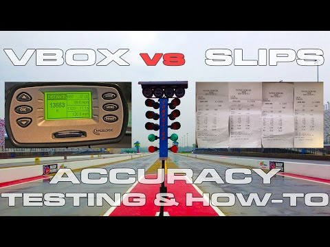 Racelogic VBOX Sport Performance Box Review and 1/4 Mile Accuracy Testing in a Tesla P90D Ludicrous