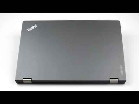 Lenovo ThinkPad P40 Yoga Review