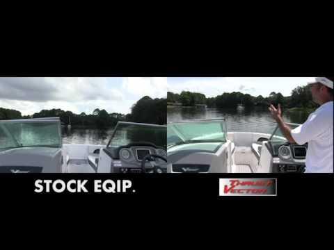 Chaparral Jet Boat Thrust Vector Demonstration