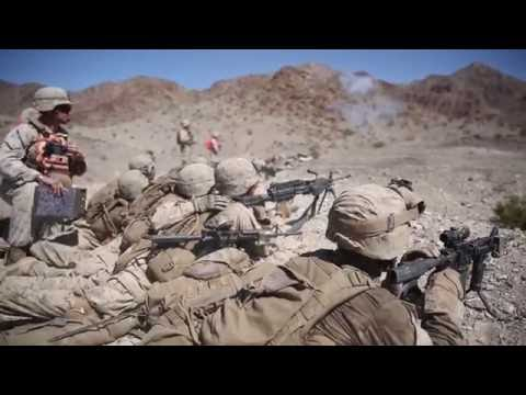 Marines Live-Fire At Range 400 - ITX 3-16