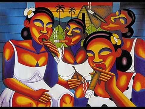 De Este Temano Carlos Cesar Original Cuban Art Cuban art ...  Cuban Art