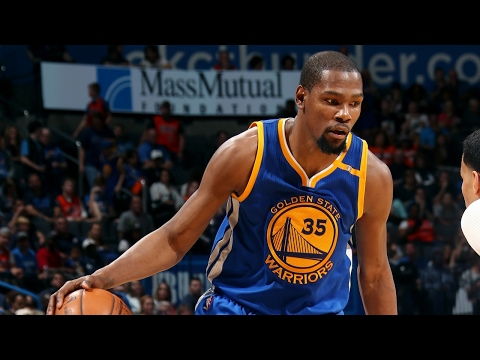 Kevin Durant 34 Points in Warriors Win | 02.11.17